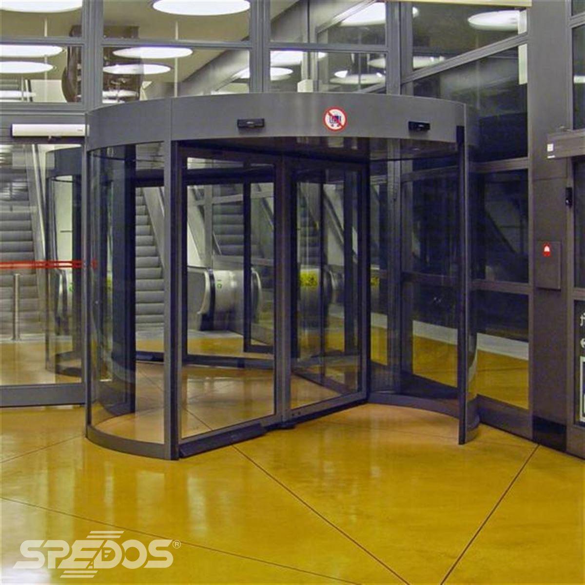automatická dveřní souprava 3