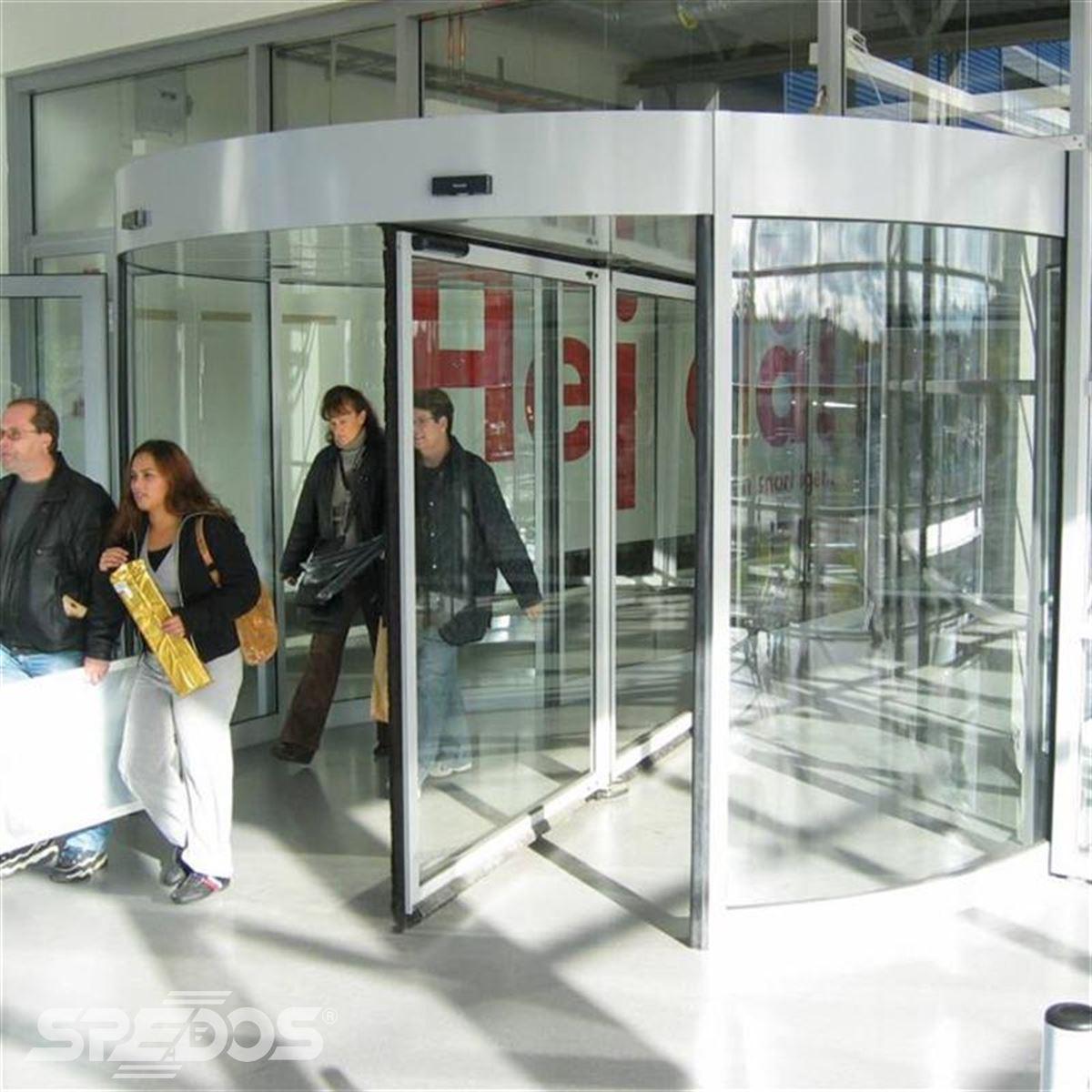 automatická dveřní souprava