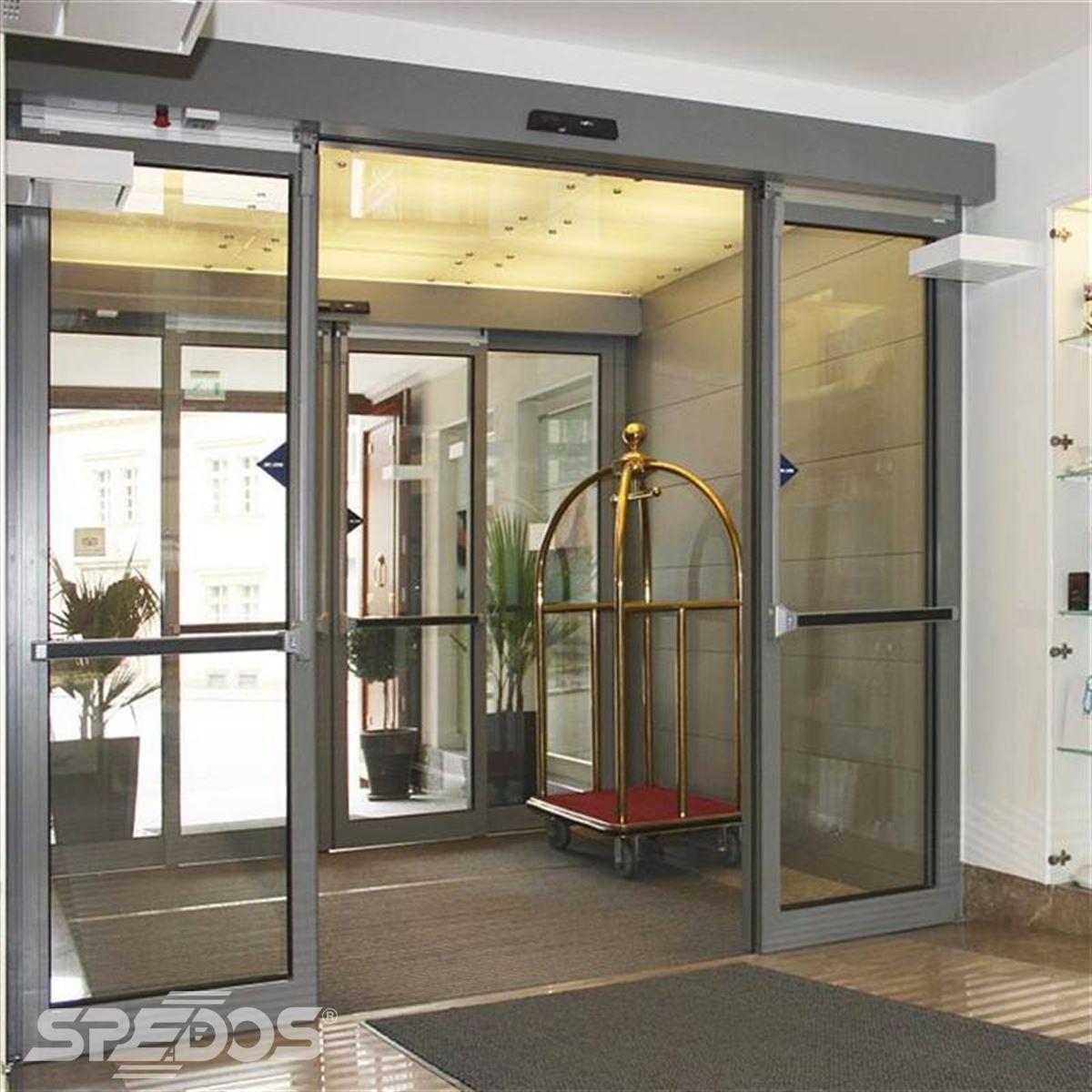 automatické dveře jako úniková cesta 2
