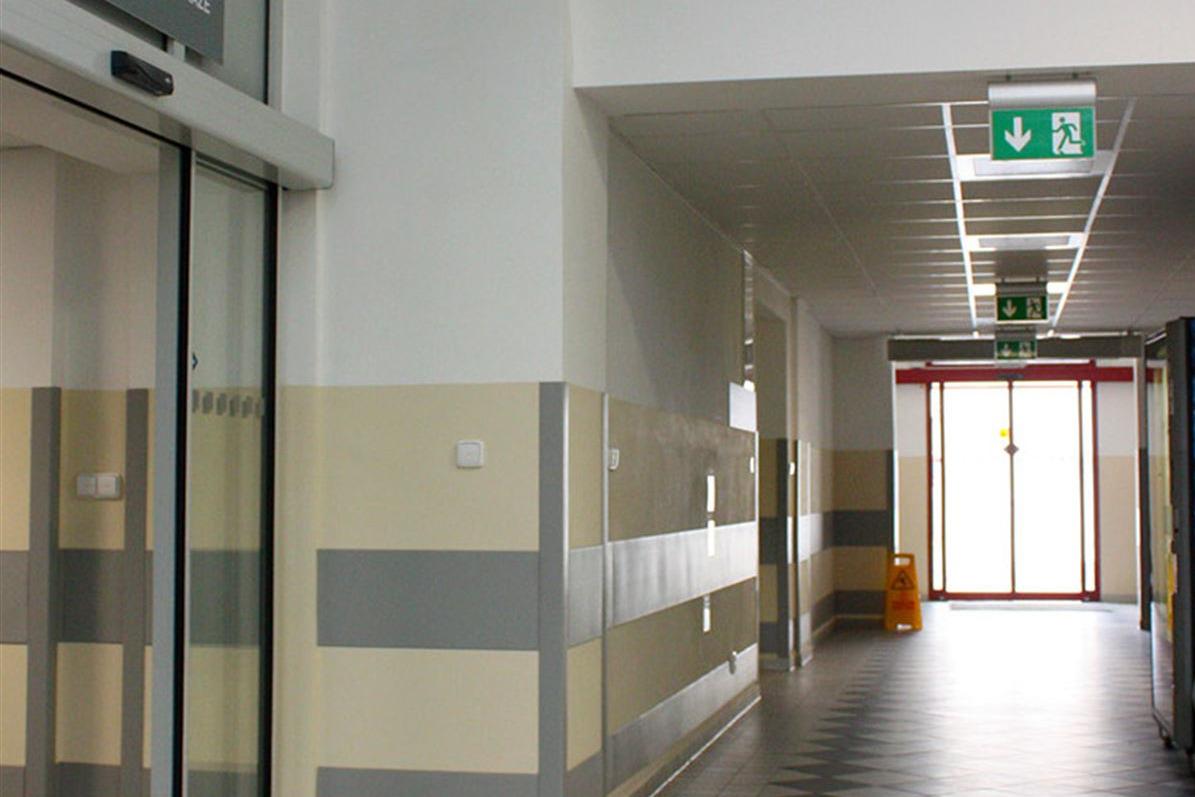 Automatické dveře pro VFN