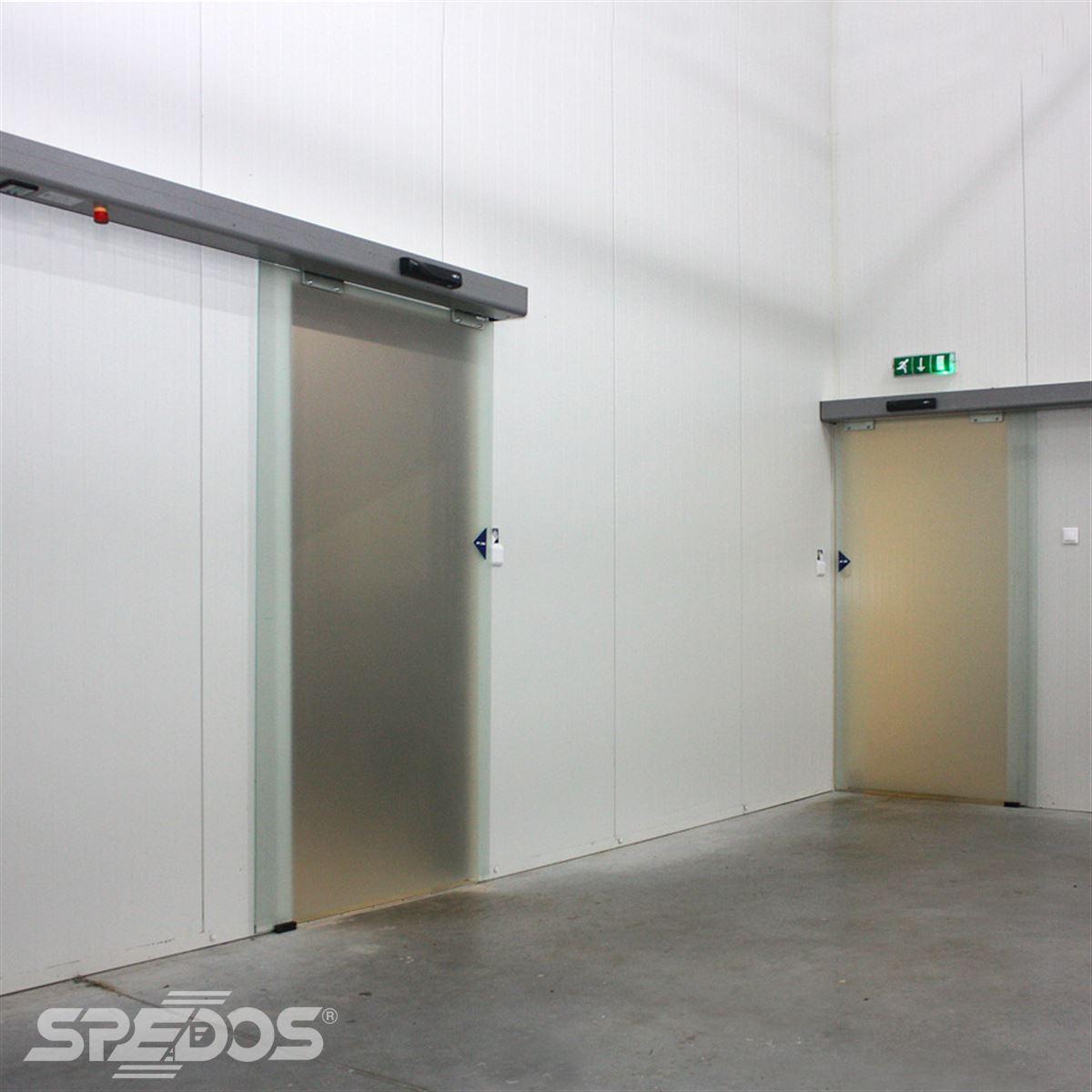 Automatické dveře pro společnost Top Toma