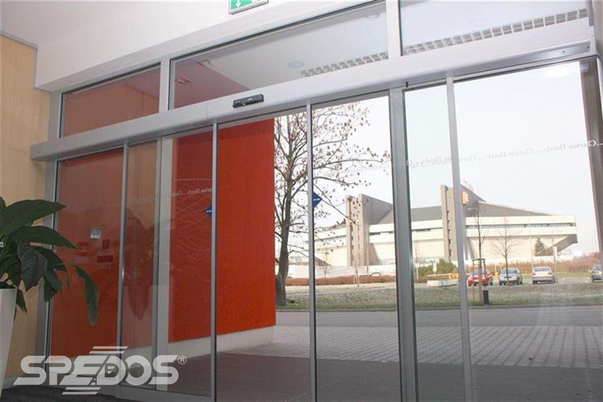 Automatické dveře vchodové Spedos
