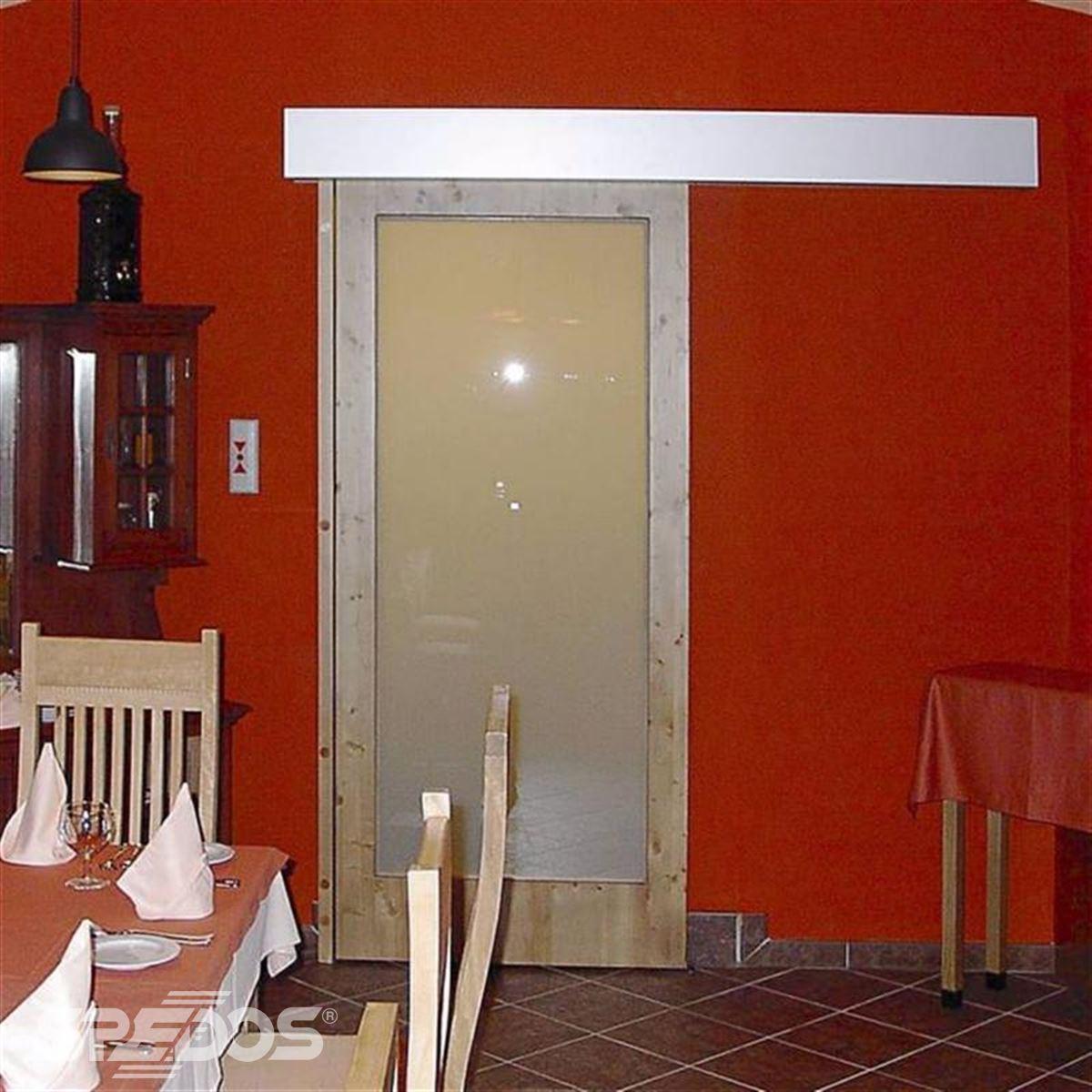 automatické posuvné dveře pro malé prostory