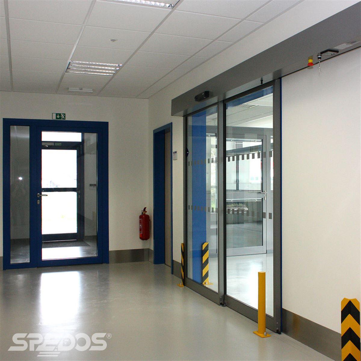 Automatické dveře od Spedos
