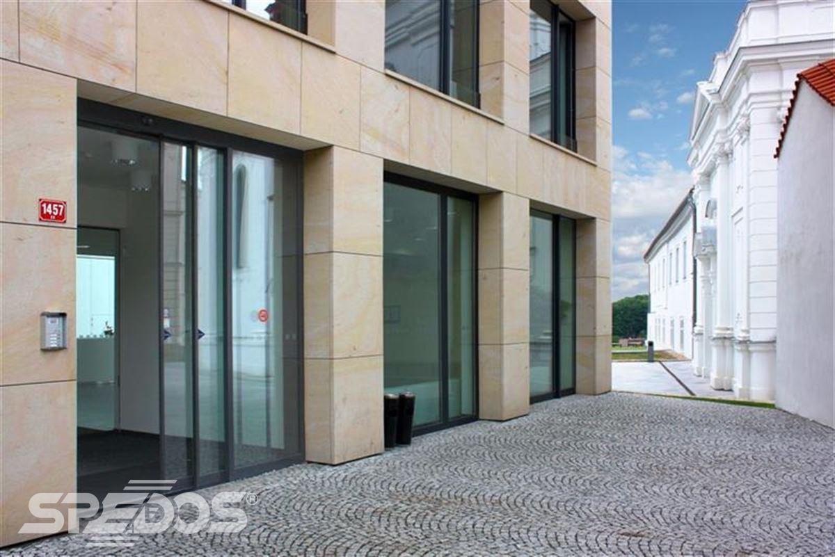 automatické posuvné dveře pro Škoda Auto 2