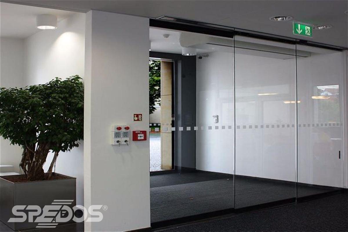 automatické posuvné dveře pro Škoda Auto