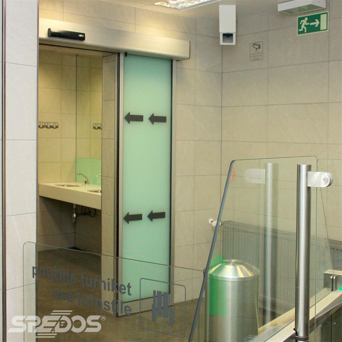 automatické posuvné dveře Spedos 2