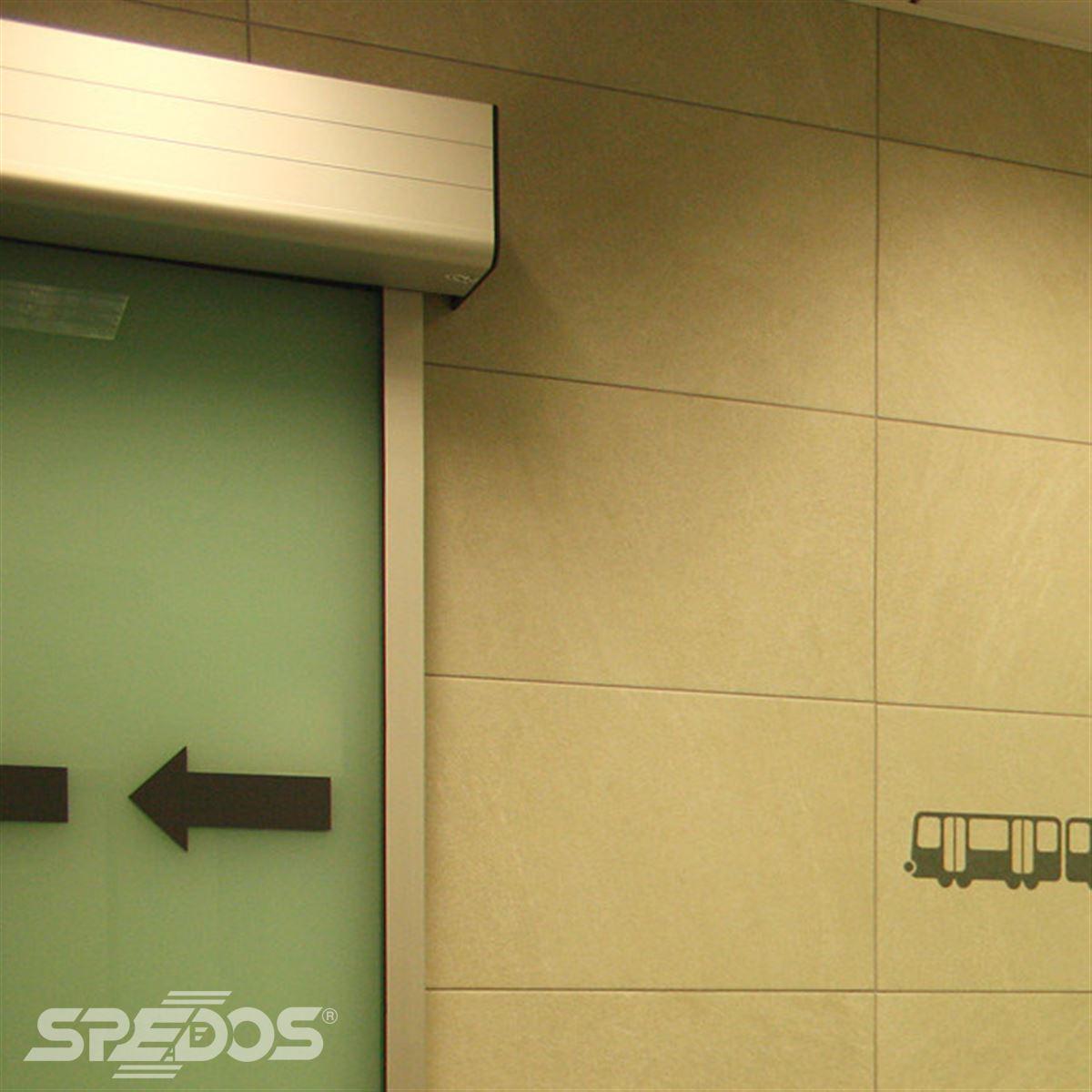 automatické posuvné dveře Spedos 3