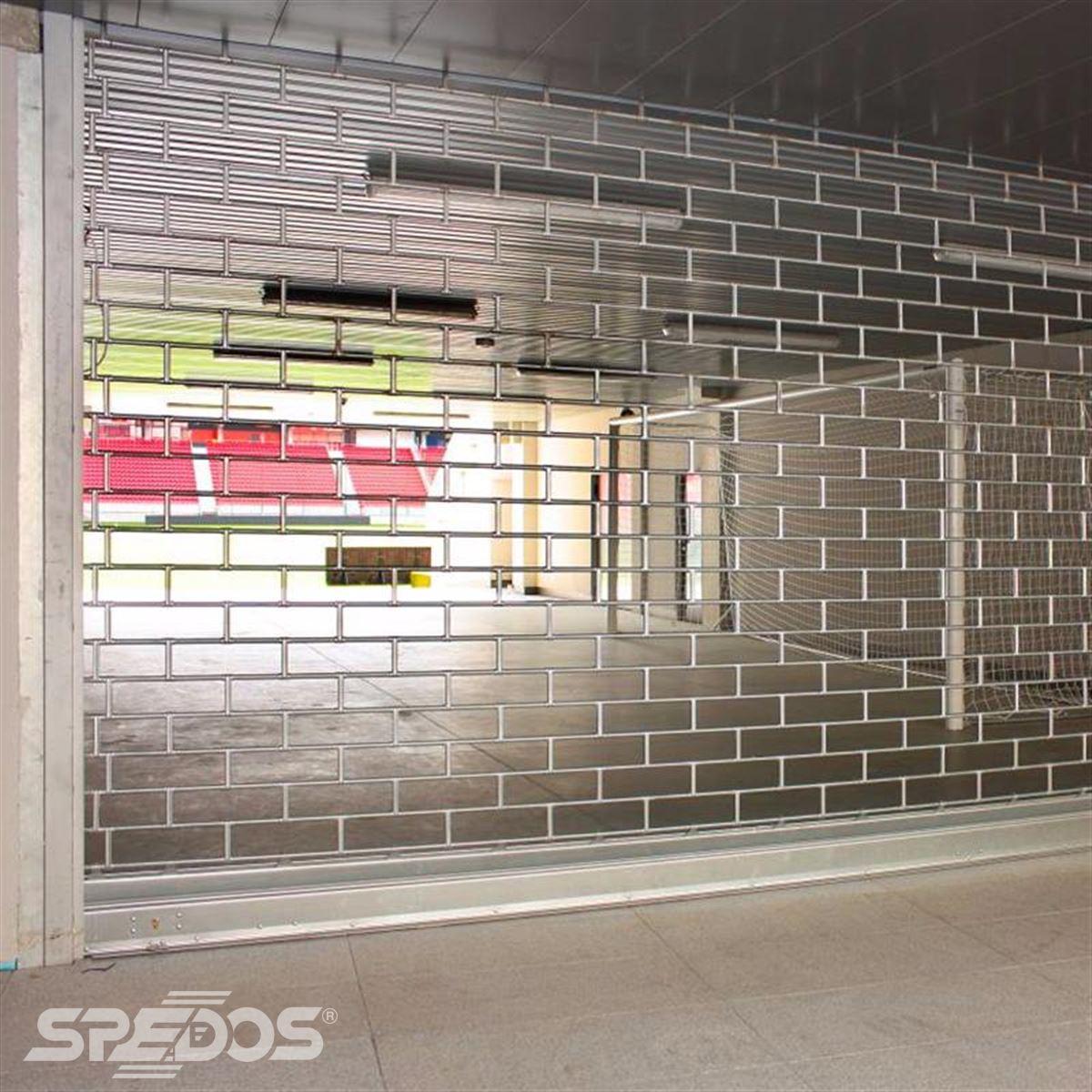 bezpečnostní rolovací mříže