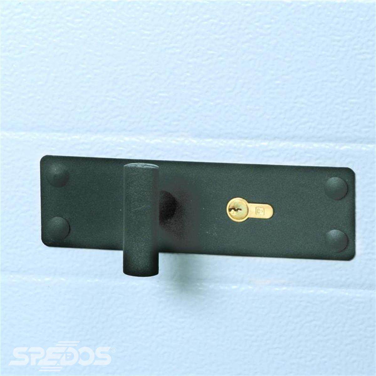 bezpečnostní vratové zámky od Spedosu