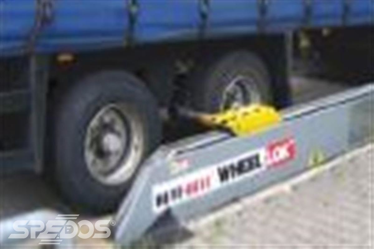 blokátory kol pro nákladní auta