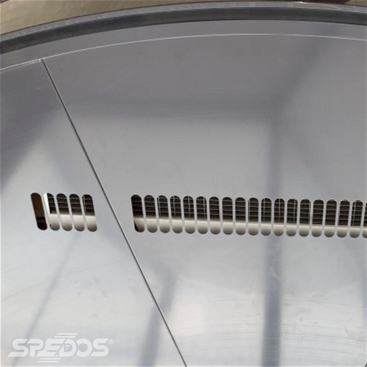 dveřní tepelná clona od Spedosu