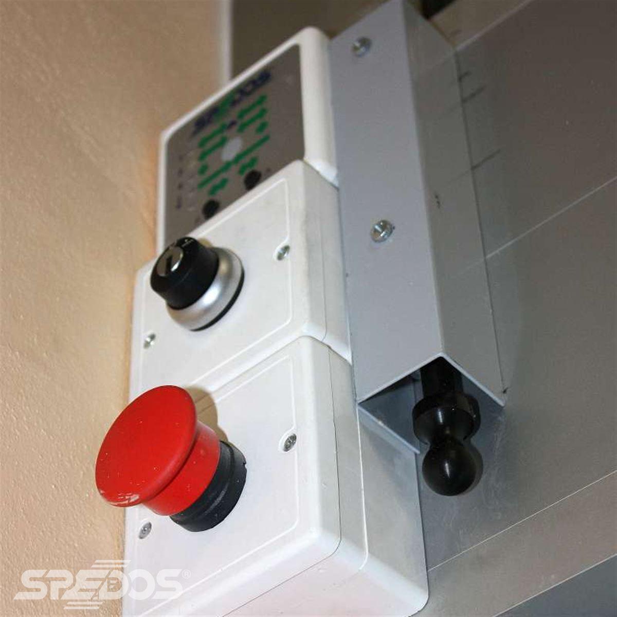 Externí ovládání pro automatické dveře