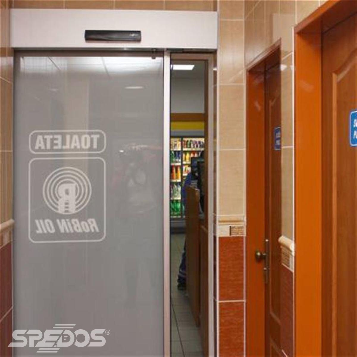 Jednokřídlé posuvné dveře