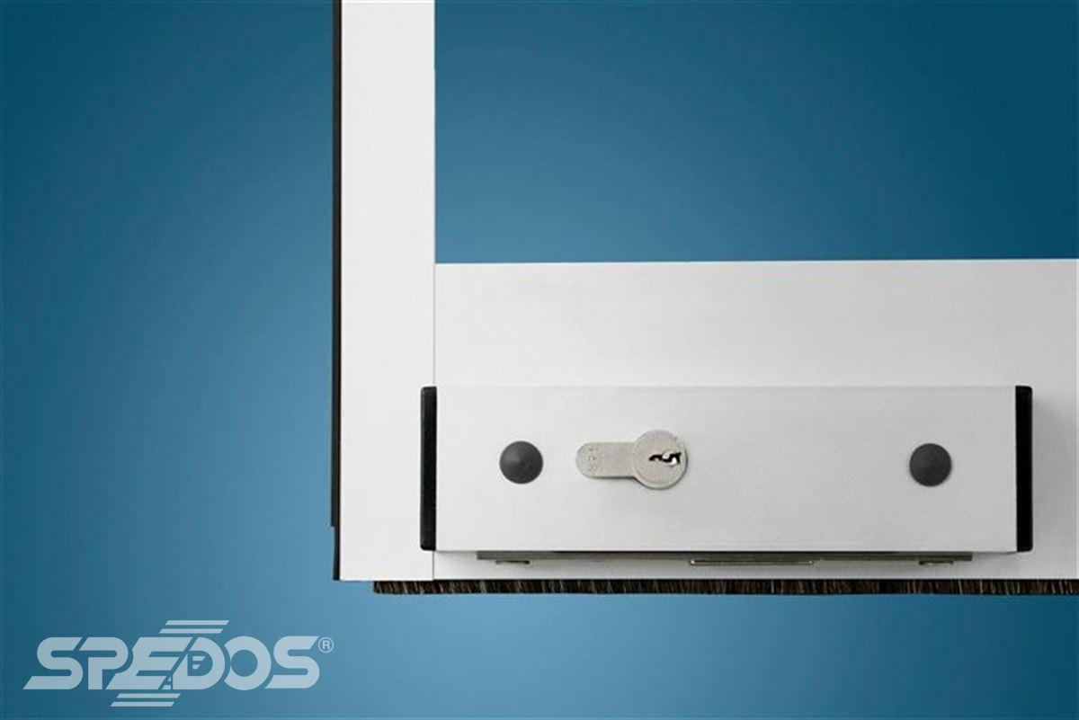 Elektrozámek automatické dveře