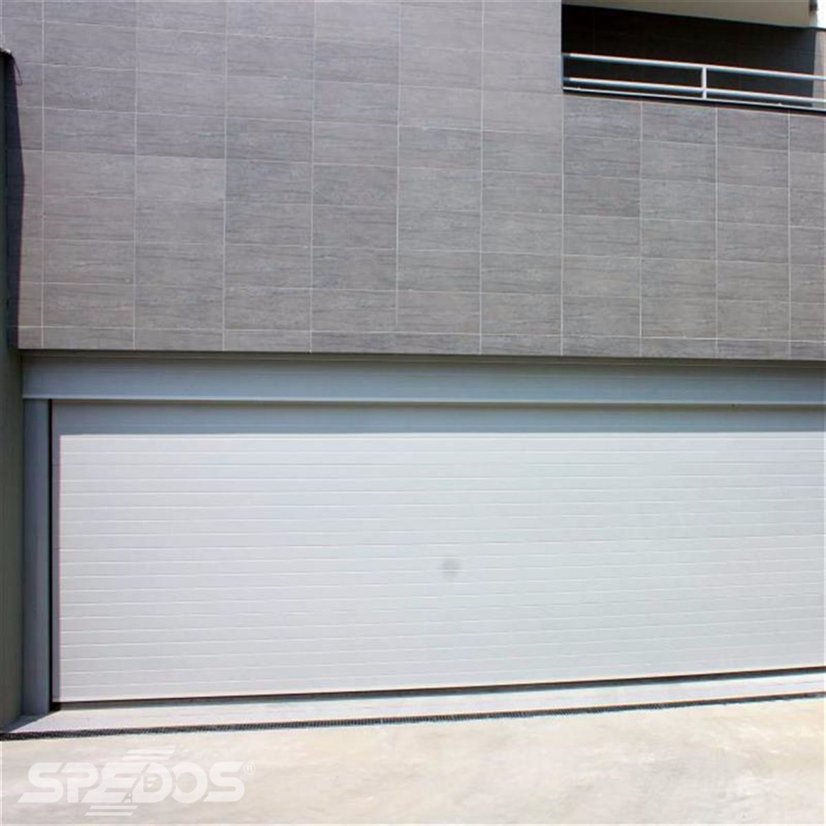 Široká garážová vrata