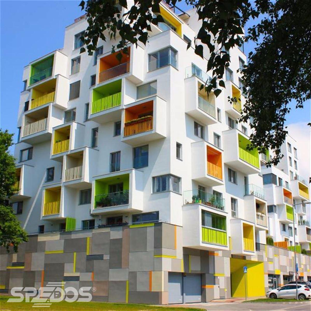 Zajímavé architektonické řešení