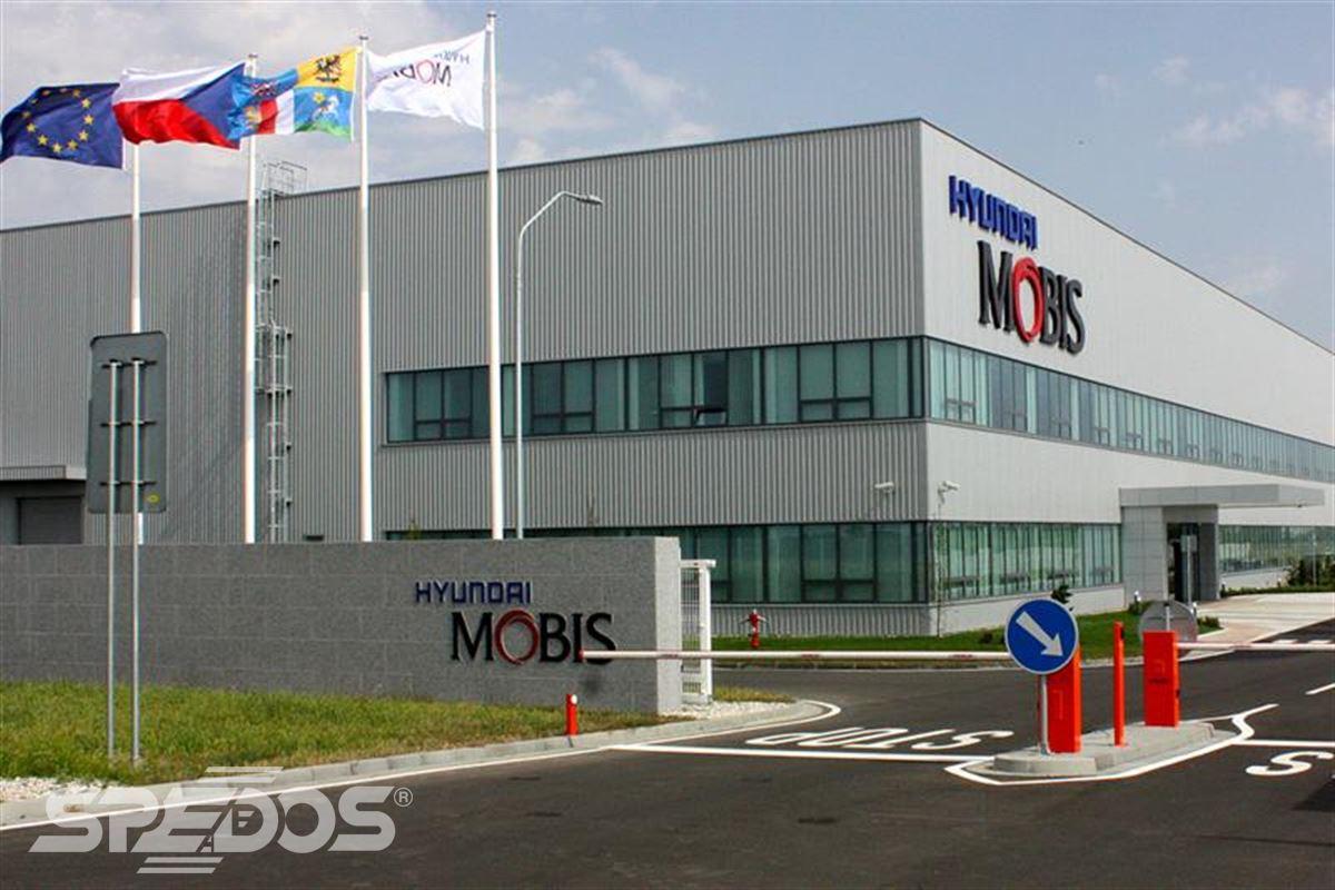 Kompletní zakázka pro společnost MOBIS Mošnov
