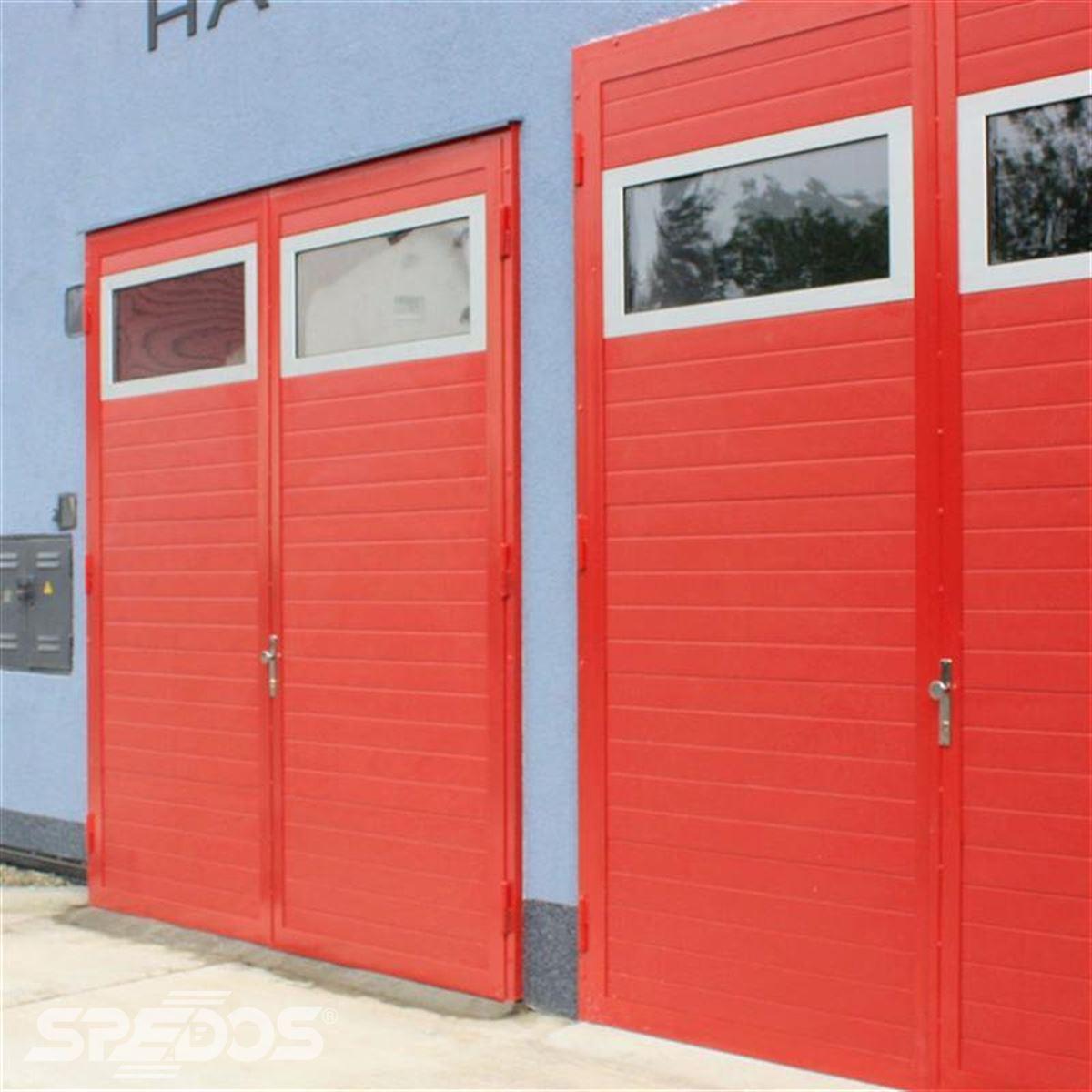 kování na garážová vrata Spedos