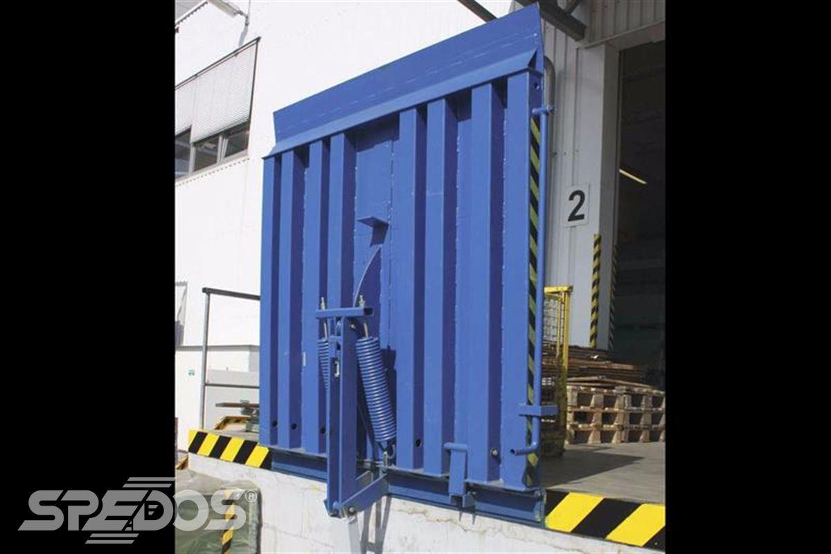 vyrovnávací můstek modrý Spedos