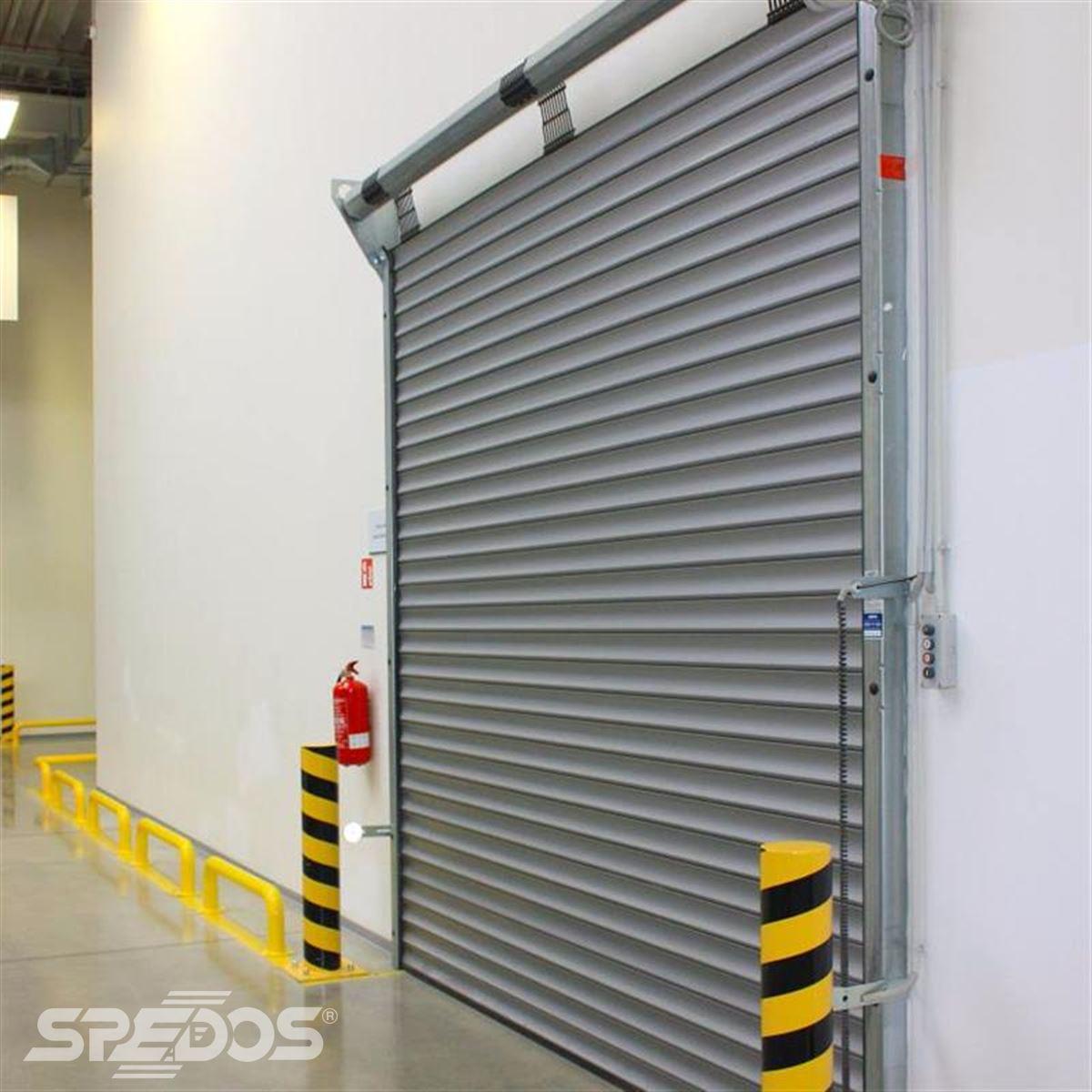 Bezpečnostní rolovací vrata SPEDOS
