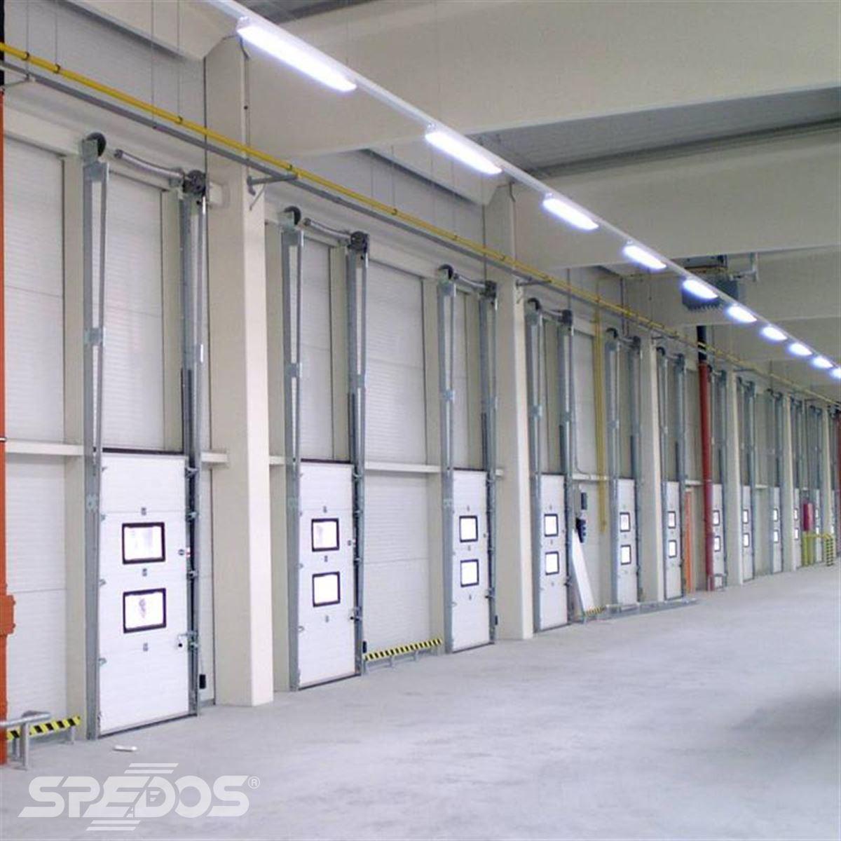 nakládací systémy pro logistické centrum 2