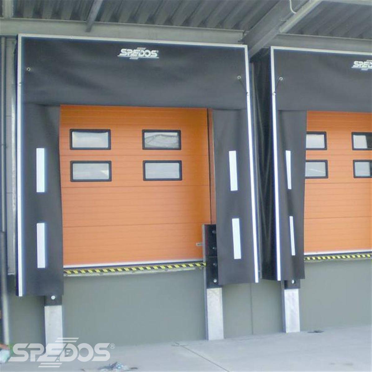 nakládací systémy pro logistické centrum 4