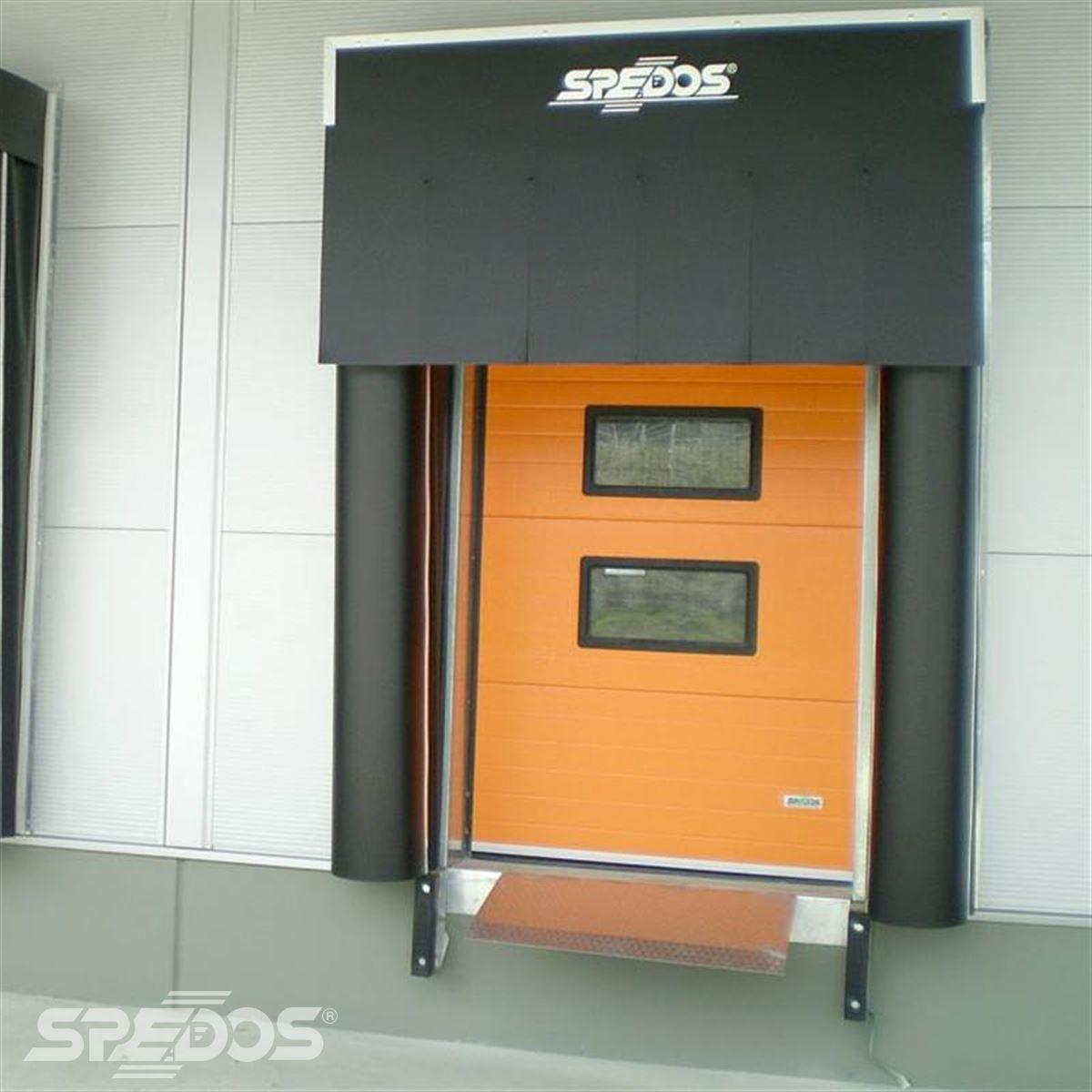 nakládací systémy pro logistické centrum 6