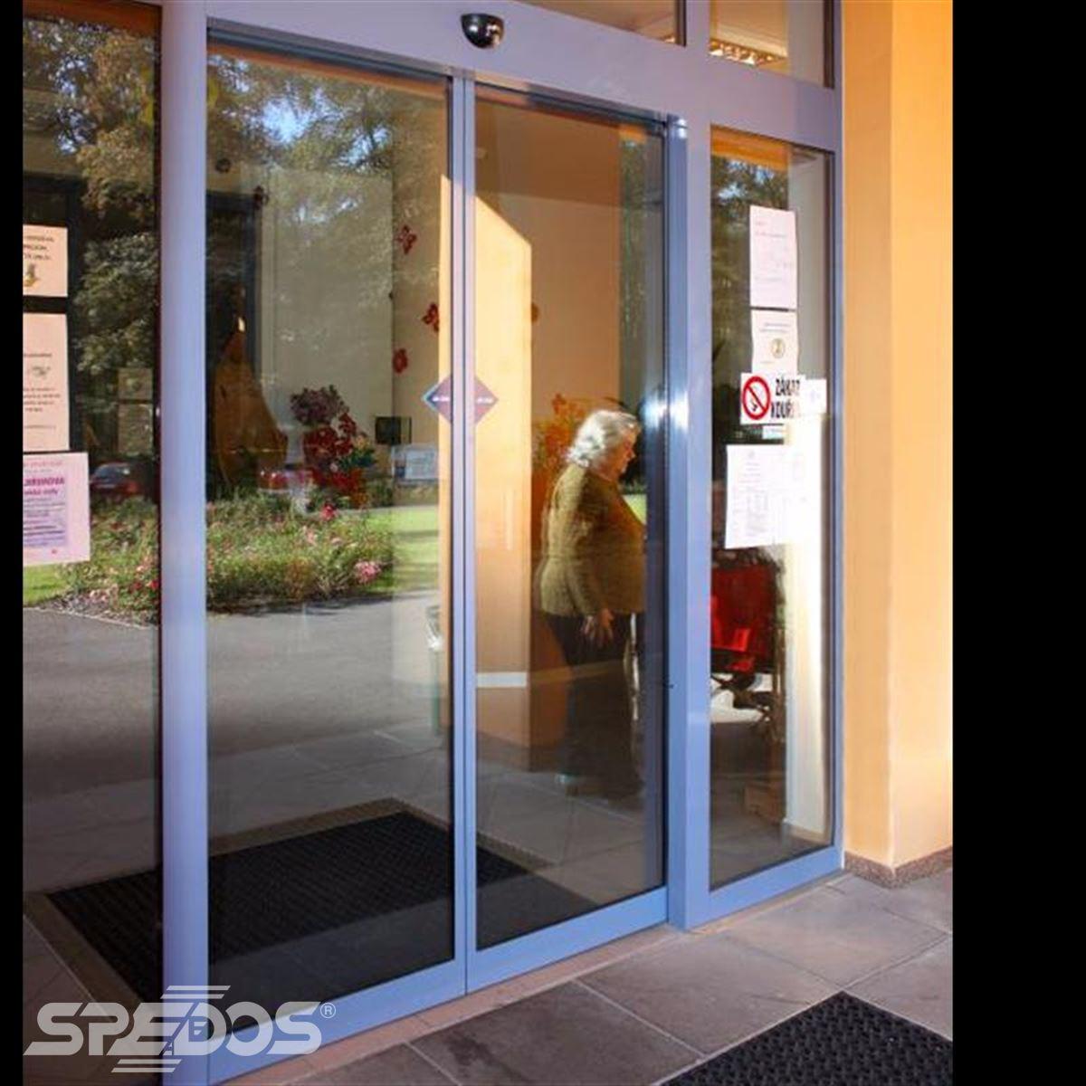 posuvné automatické dveře pro domov důchodců 7