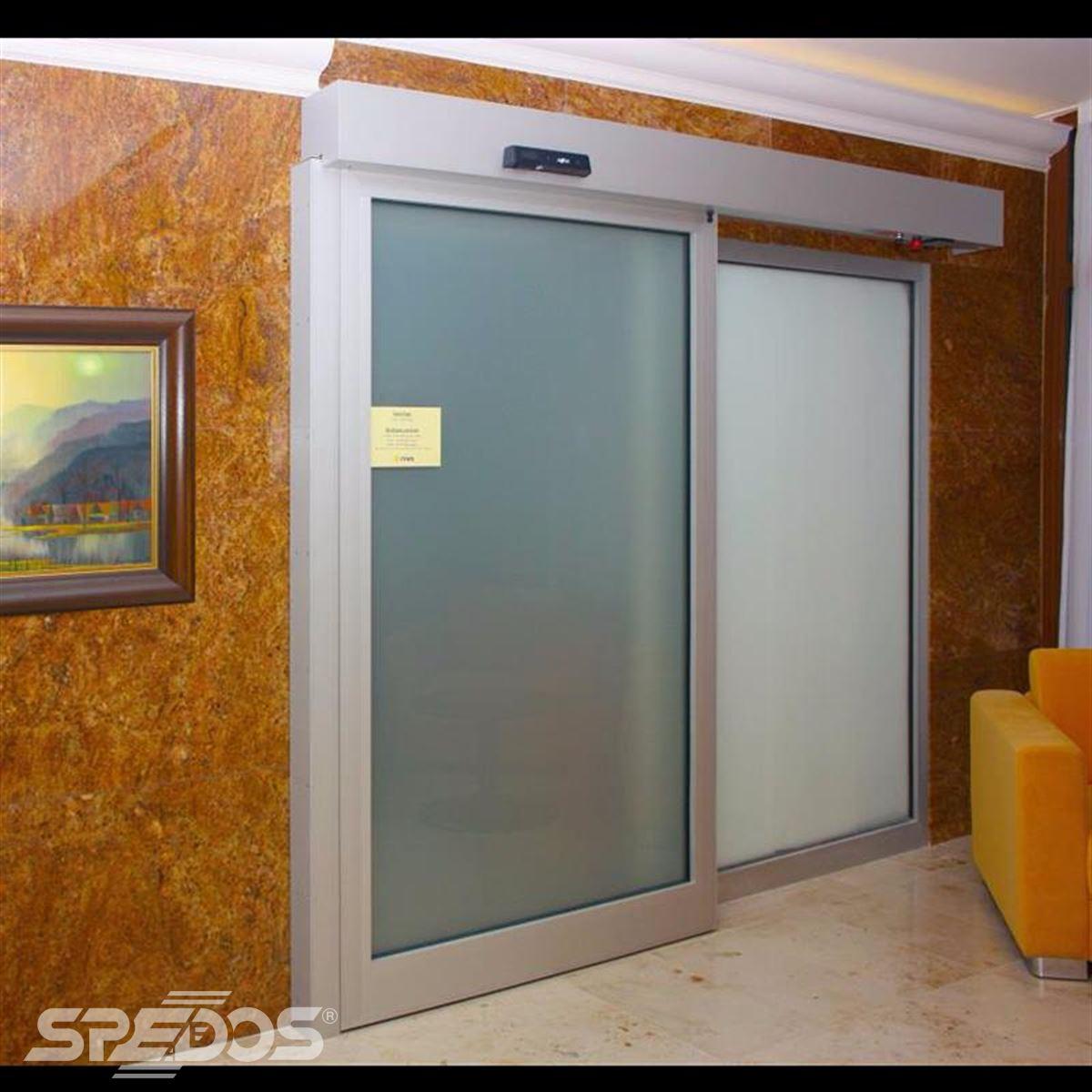 požární automatické posuvné dveře pro wellness 2