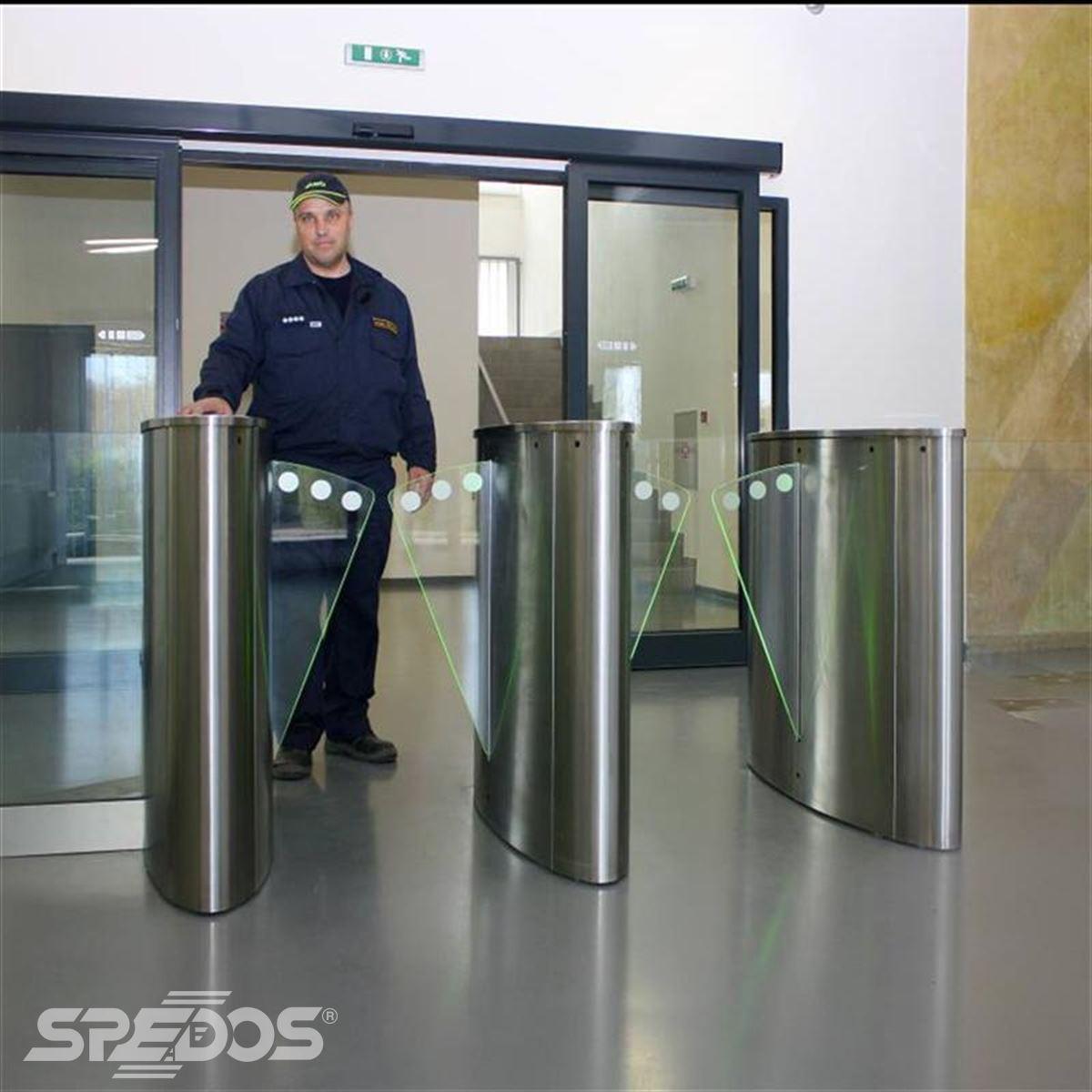 přístupová bariéra SPEEDLANE 2
