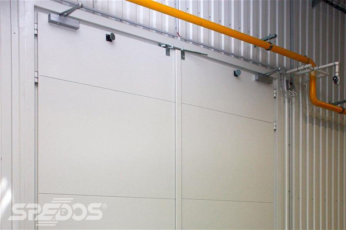 protipožární vrata otevíravé ocelové pro firmy