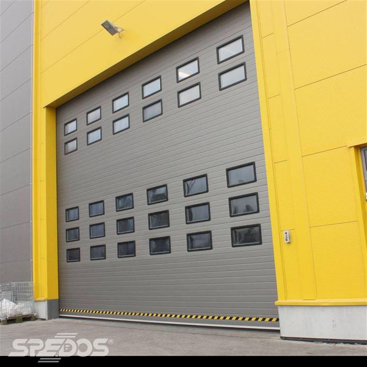 Garážová vrata pro průmysl