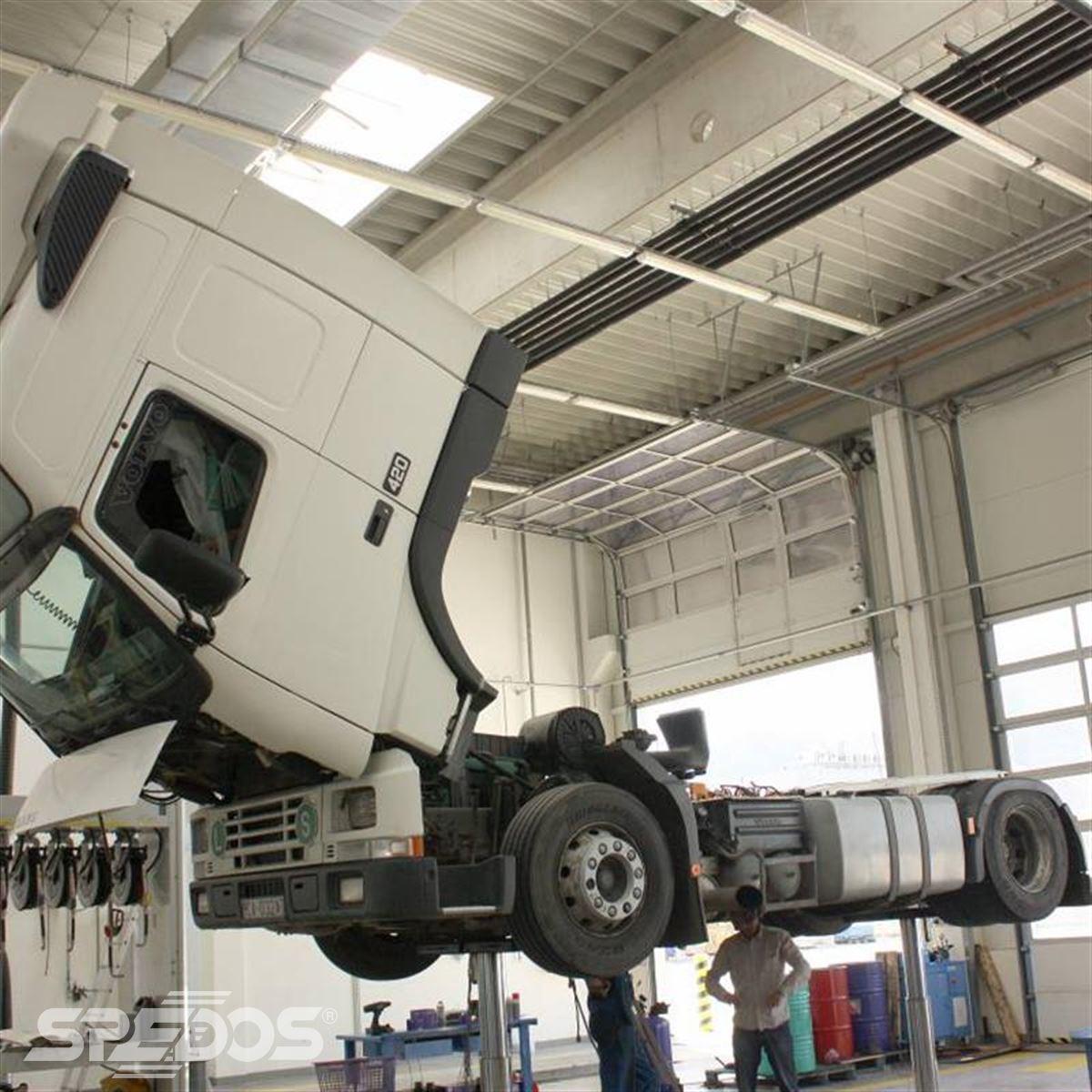reference na vjezdy nákladních automobilů