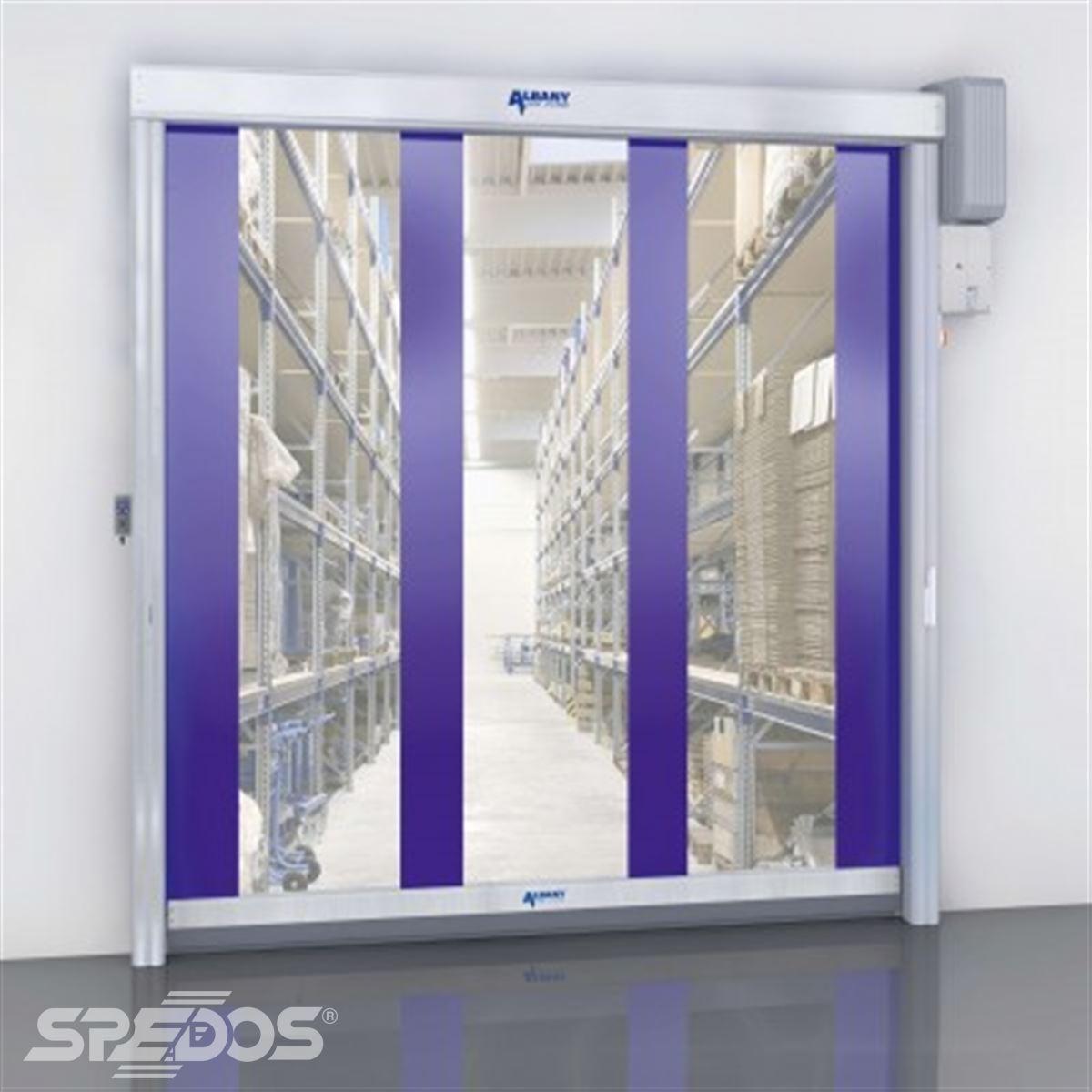 rychloběžná vrata od Spedosu