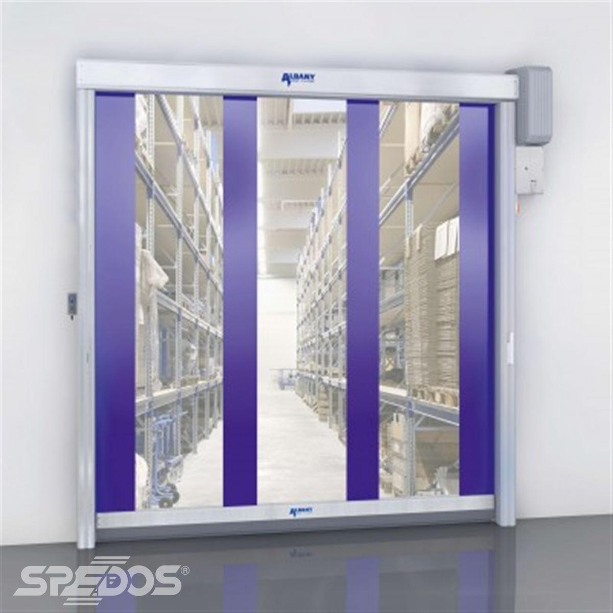 rychlonavíjecí vrata od Spedosu