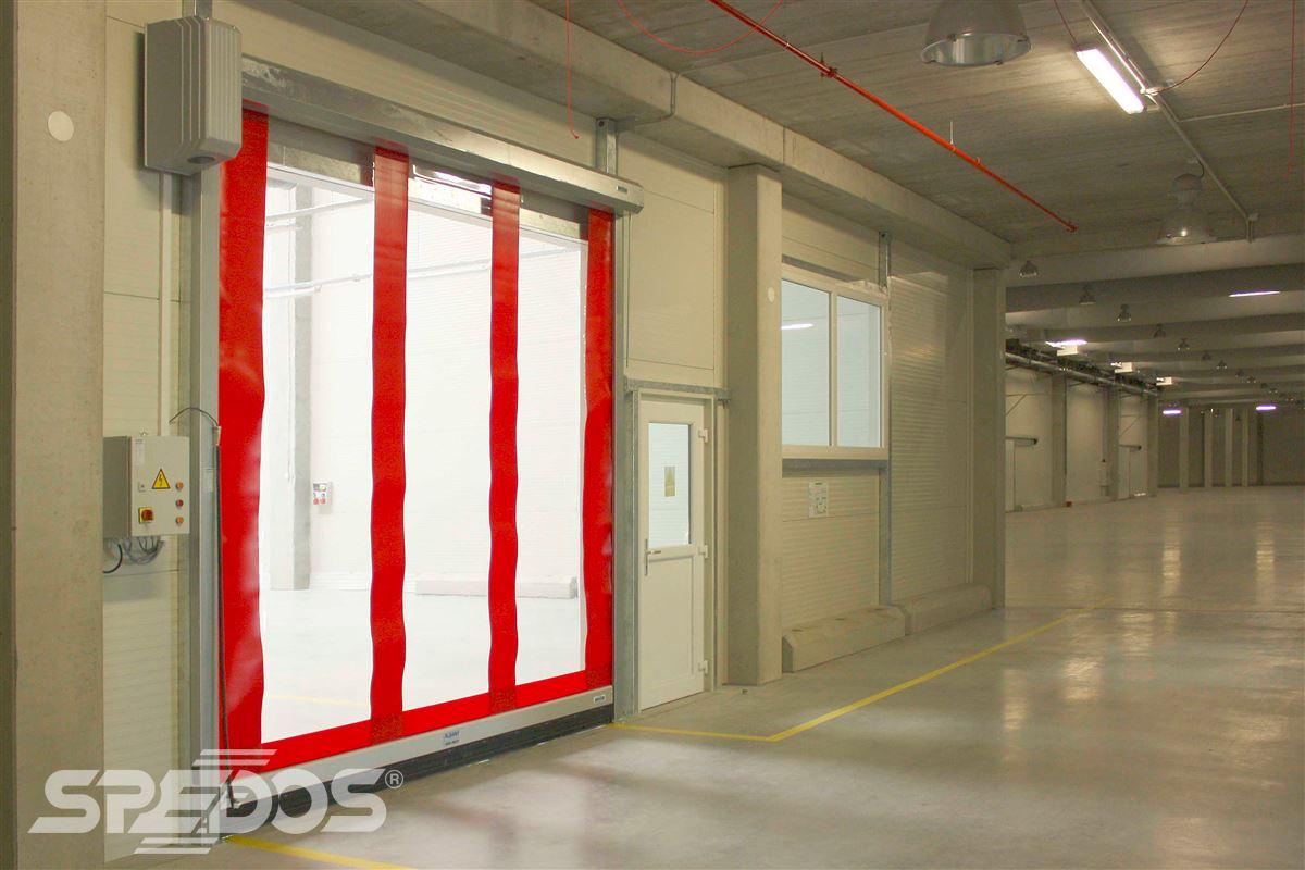 rychloběžné dveře od firmy Spedos