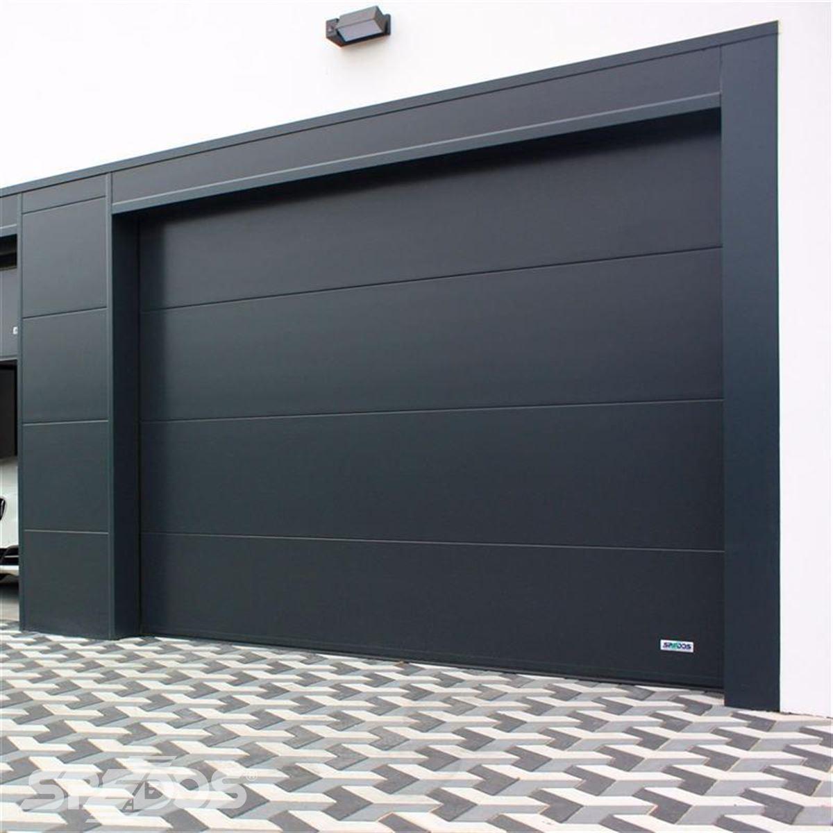sekční garážová vrata Spedos