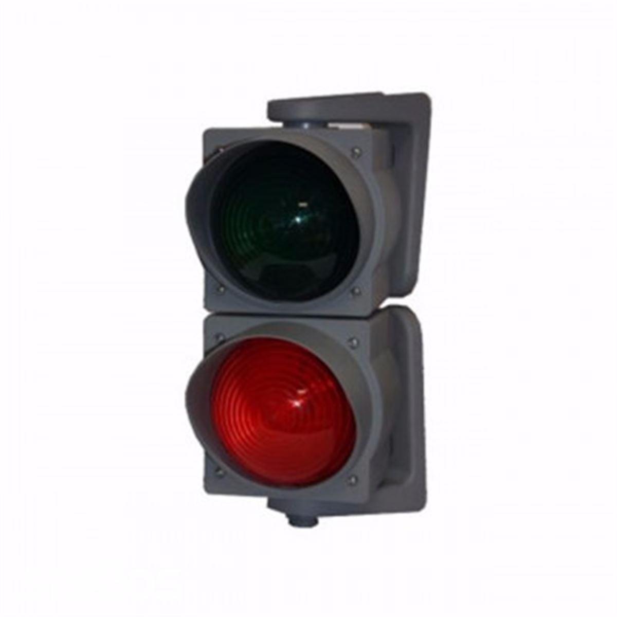 semafor k průmyslovým vratům