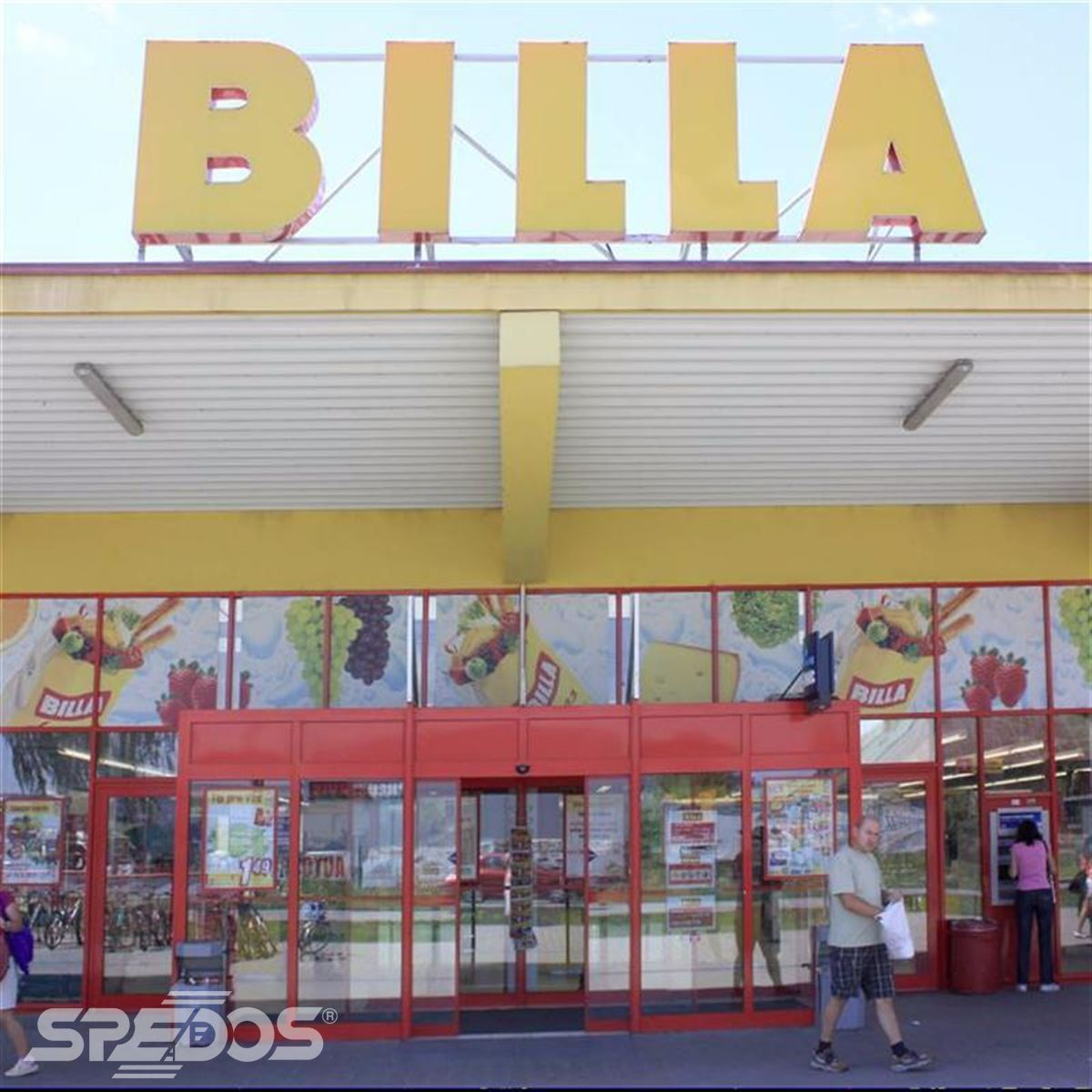 supermarkety BILLA