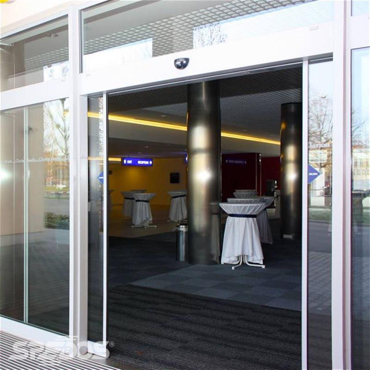 vstupní portál pro kongresové centrum Ostrava 4