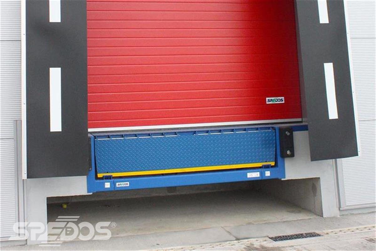 vyrovnávací můstek VMSL pro kamiony
