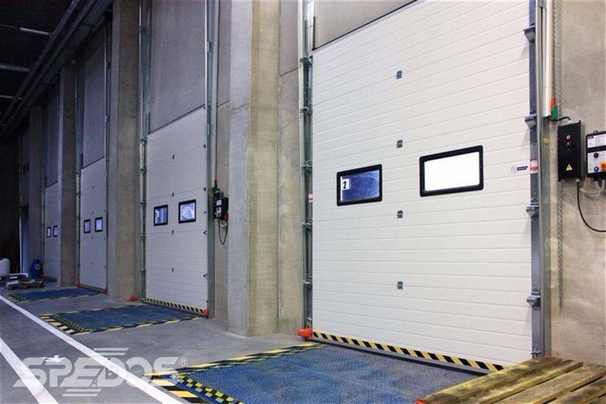 Protipožární posuvná vrata pro EURO - Šarm 3